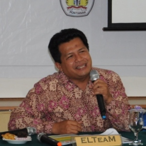 Ikhsanudin: the Founder of ELTeaM