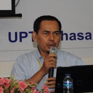 Sudarsono,PhD.: Tanjungpura University (Pontianak - Indonesia)